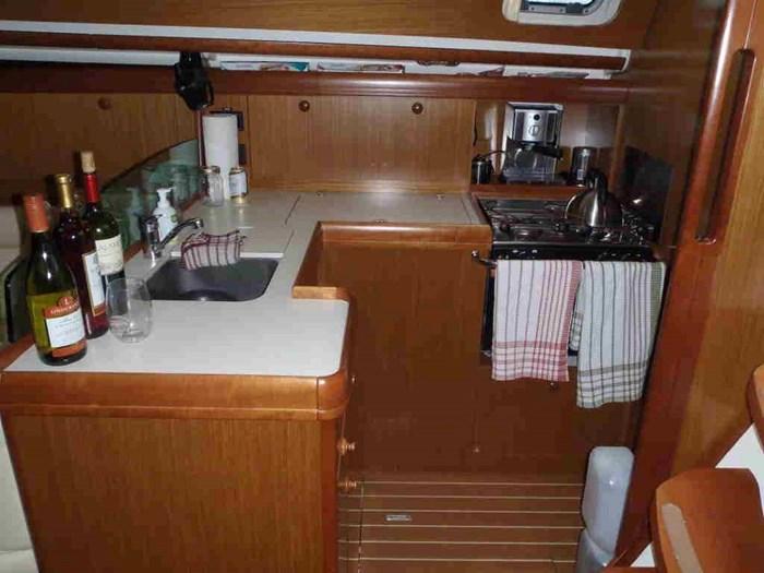 2007 Jeanneau Sun Odyssey 42 DS Photo 28 sur 30
