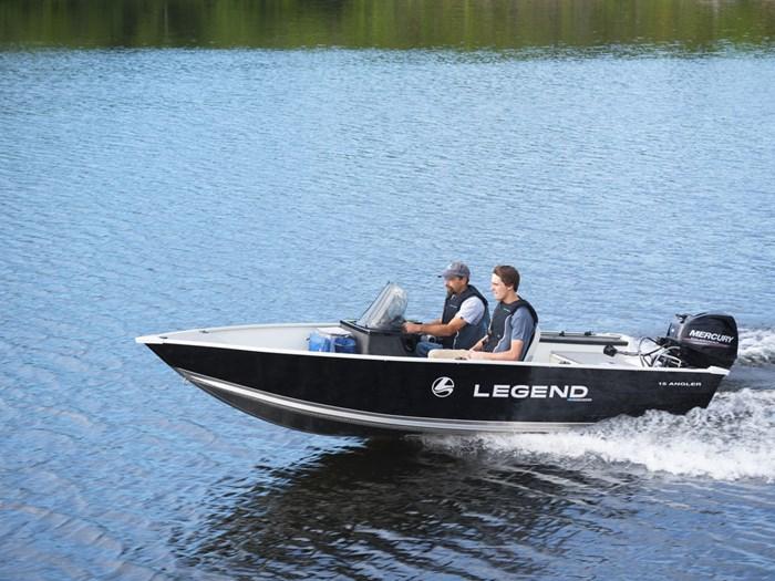 2021 Legend 15 Angler Photo 1 sur 6