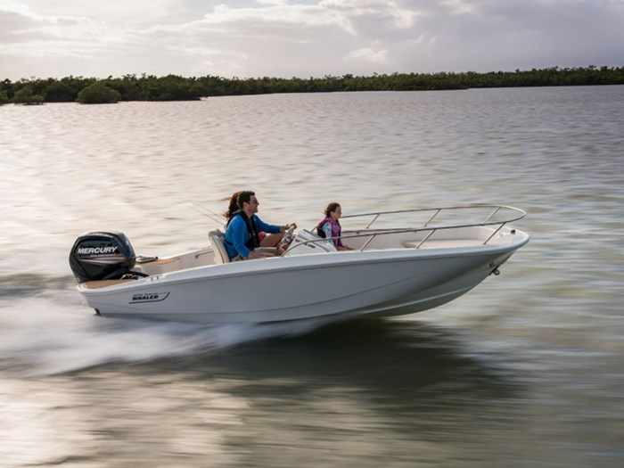 2021 Boston Whaler 160 Super Sport Photo 1 sur 1