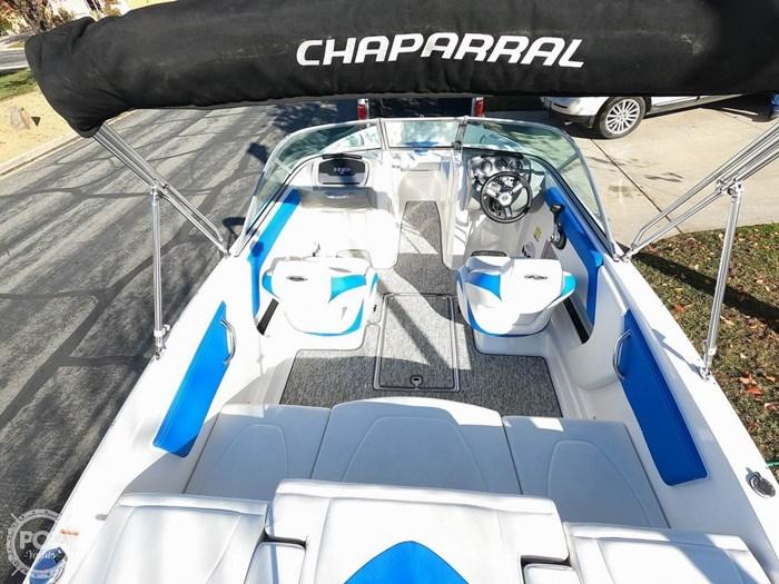 2017 Chaparral H2O Sport Deluxe Photo 14 sur 20