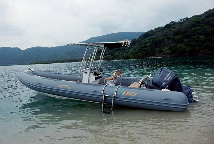 2021 AB Inflatables Oceanus 24 VST Photo 1 of 2