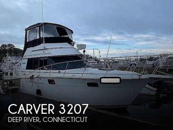 1986 Carver 3207 Photo 1 sur 1