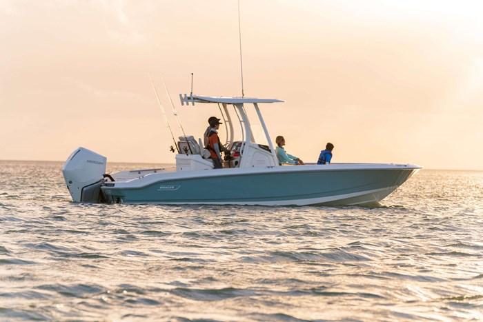 2022 Boston Whaler 250 Dauntless Photo 1 sur 6
