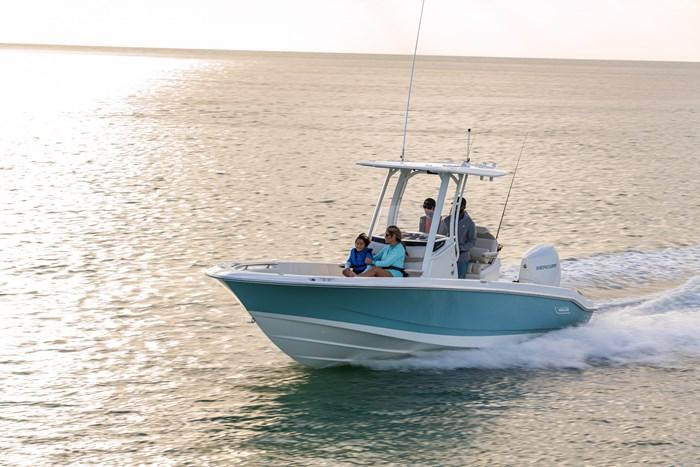 2022 Boston Whaler 250 Dauntless Photo 6 sur 6