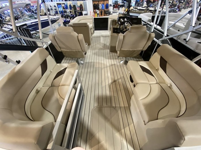 2021 SunCatcher Pontoons by G3 Boats Select 20RC/F60MOTOR/TRAILER Photo 5 sur 9