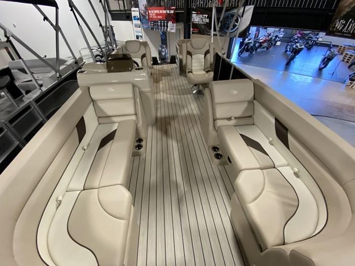2021 SunCatcher Pontoons by G3 Boats Select 20RC/F60MOTOR/TRAILER Photo 8 sur 9