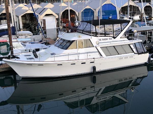 1989 Bayliner 4588 Motoryacht Photo 29 sur 30