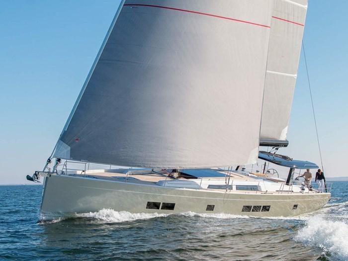 2021 Hanse Yachts 675 Photo 1 of 37