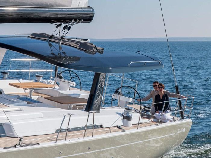 2021 Hanse Yachts 675 Photo 3 of 37