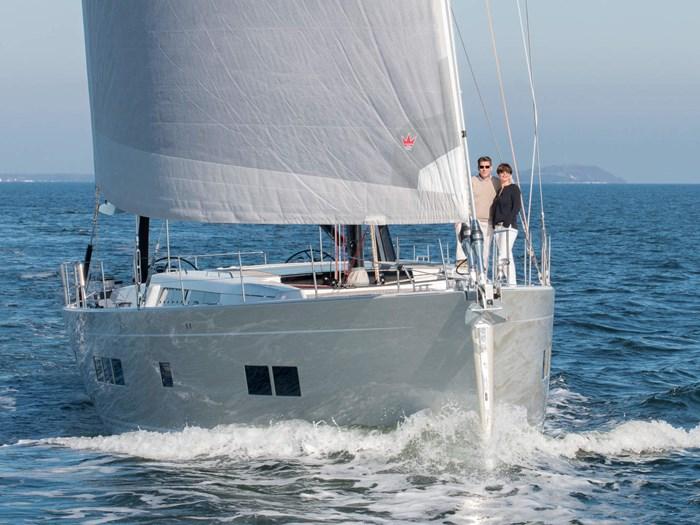 2021 Hanse Yachts 675 Photo 5 of 37