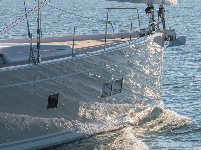 2021 Hanse Yachts 675 Photo 6 of 37