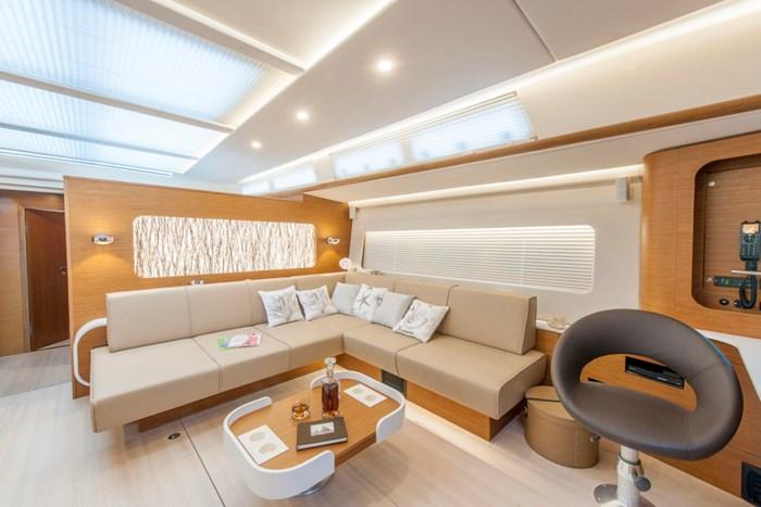 2021 Hanse Yachts 675 Photo 23 of 37
