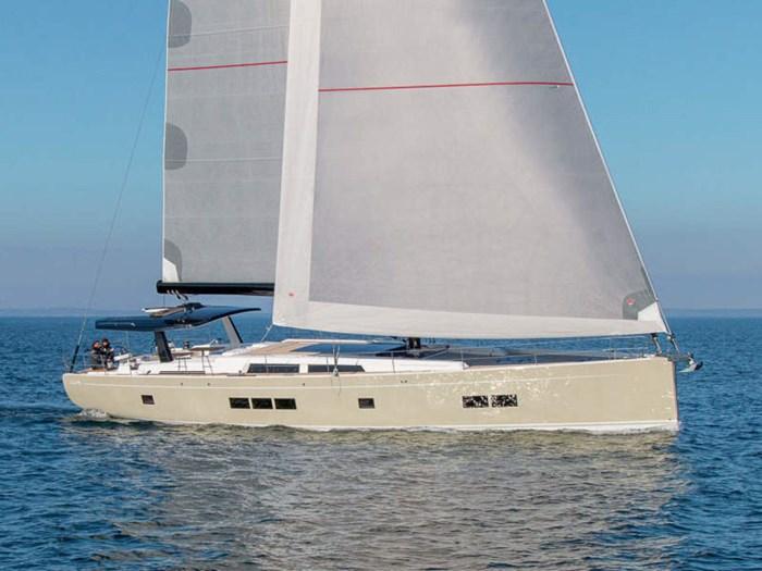 2021 Hanse Yachts 675 Photo 2 of 37