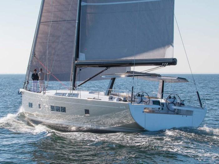 2021 Hanse Yachts 675 Photo 4 of 37