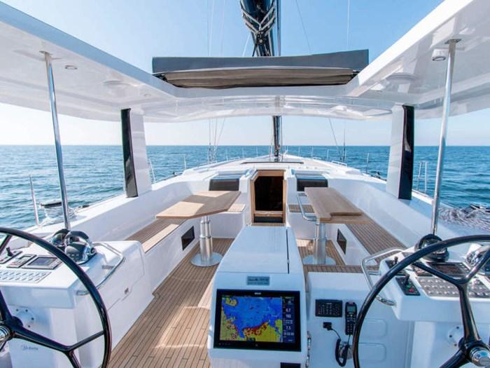 2021 Hanse Yachts 675 Photo 8 sur 37