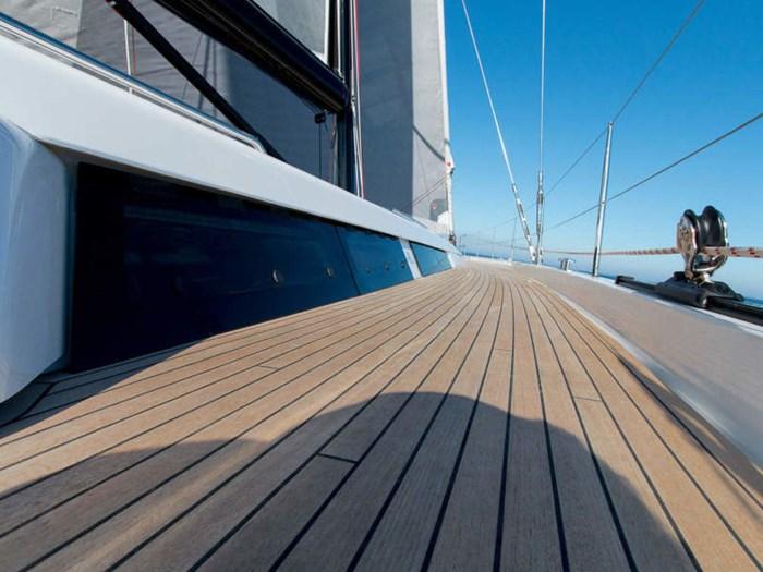 2021 Hanse Yachts 675 Photo 9 sur 37