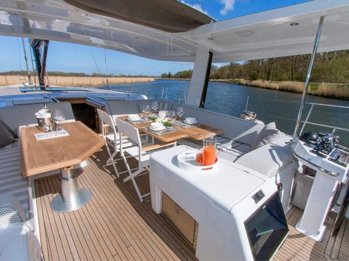 2021 Hanse Yachts 675 Photo 10 sur 37