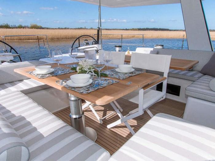 2021 Hanse Yachts 675 Photo 11 sur 37