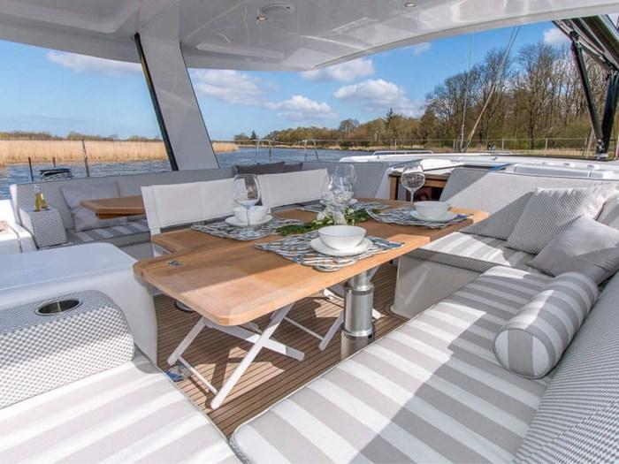 2021 Hanse Yachts 675 Photo 12 sur 37
