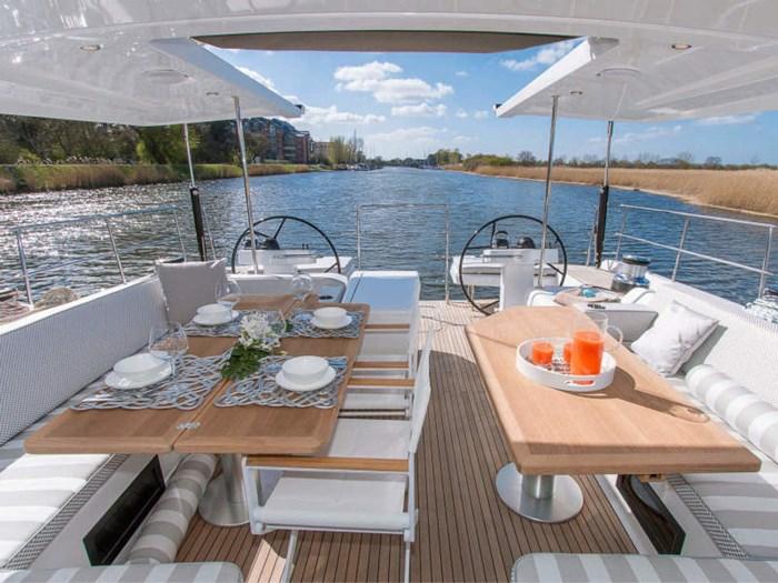 2021 Hanse Yachts 675 Photo 14 sur 37
