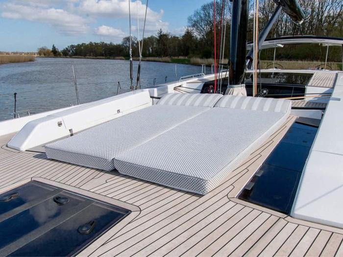 2021 Hanse Yachts 675 Photo 16 sur 37