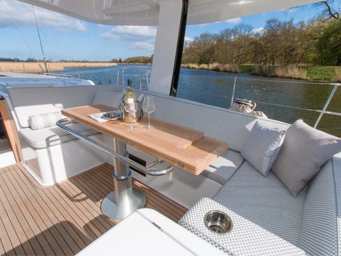 2021 Hanse Yachts 675 Photo 18 sur 37