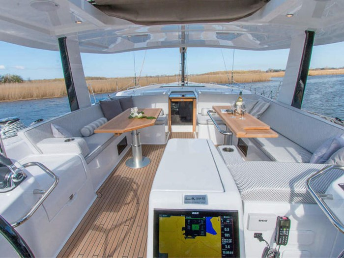 2021 Hanse Yachts 675 Photo 19 sur 37