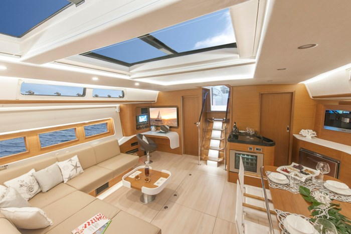 2021 Hanse Yachts 675 Photo 20 sur 37