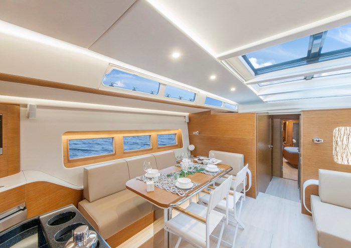 2021 Hanse Yachts 675 Photo 21 sur 37