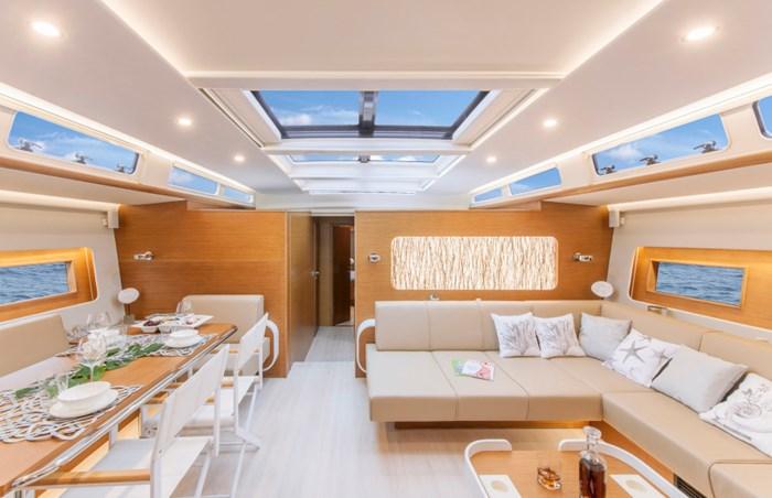 2021 Hanse Yachts 675 Photo 22 sur 37
