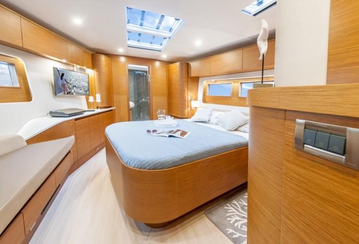 2021 Hanse Yachts 675 Photo 33 sur 37