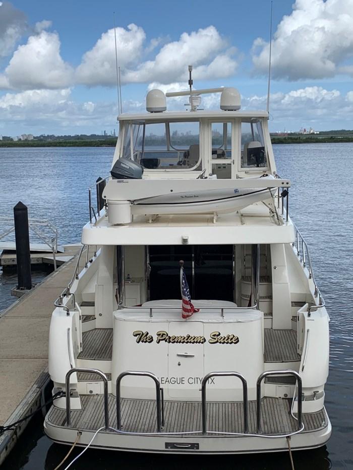 2008 Hampton 630 PH Motoryacht Photo 5 sur 49