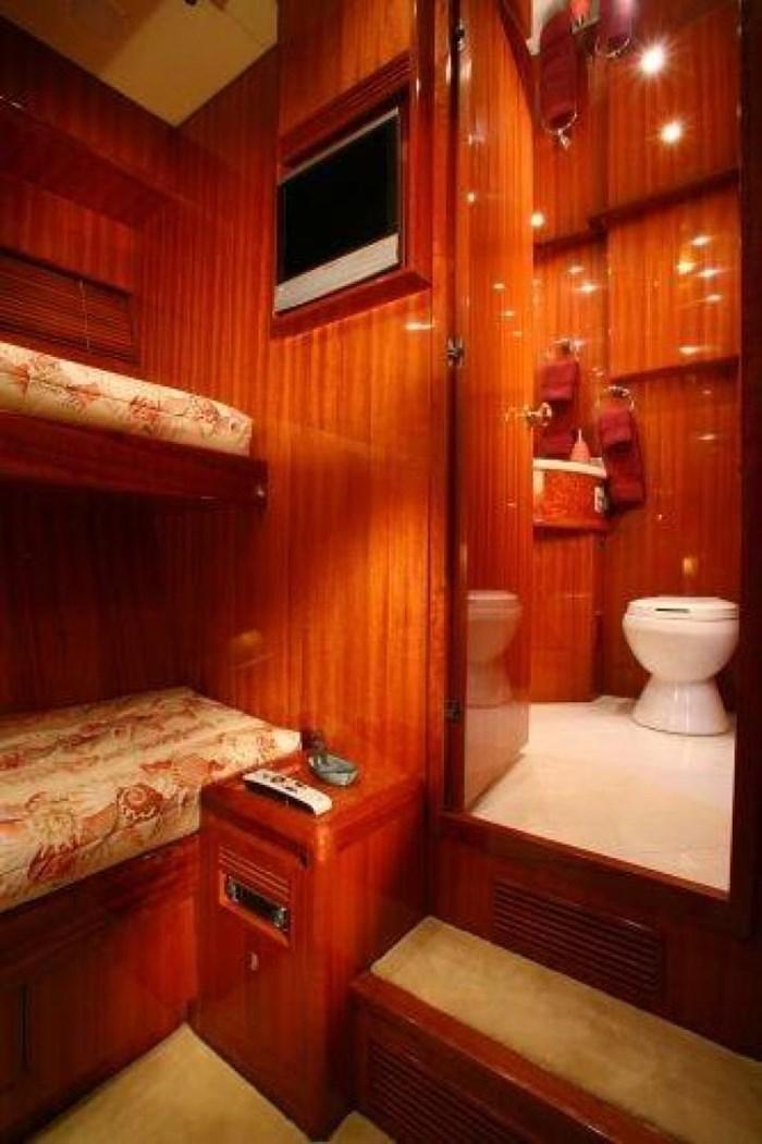 2008 Hampton 630 PH Motoryacht Photo 27 sur 49