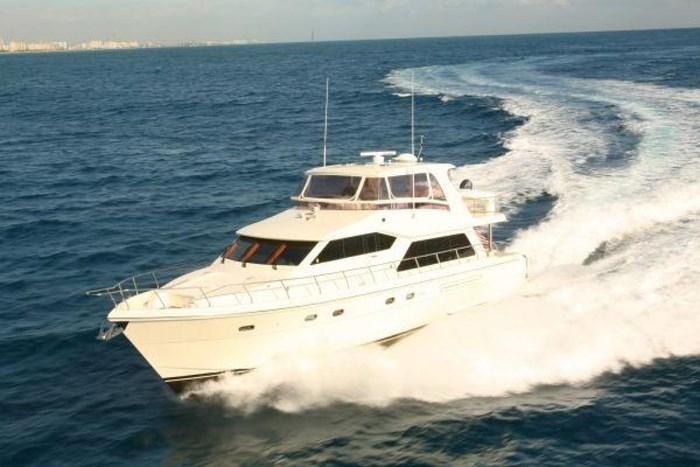 2008 Hampton 630 PH Motoryacht Photo 49 sur 49