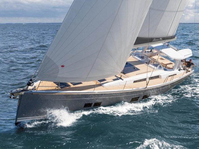 2022 Hanse Yachts 588 Photo 1 sur 26