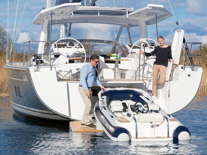 2022 Hanse Yachts 588 Photo 9 sur 26