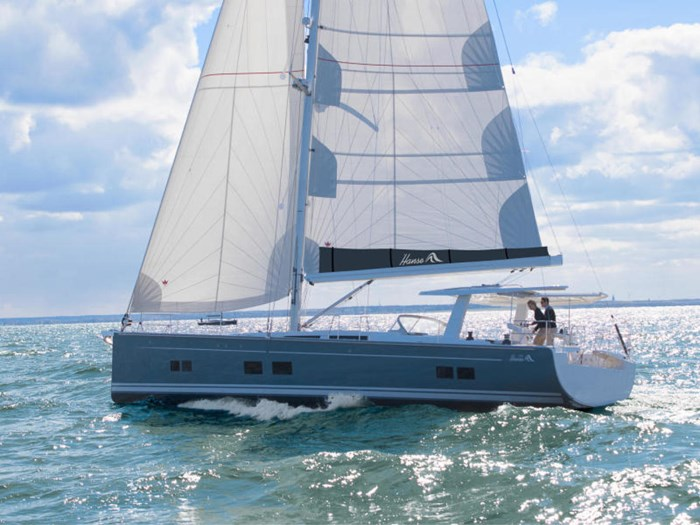 2021 Hanse Yachts 588 Photo 6 sur 26