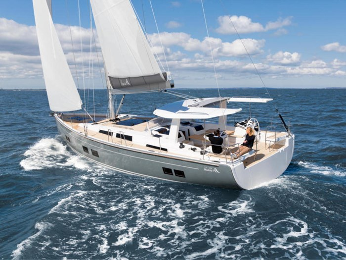 2021 Hanse Yachts 588 Photo 7 sur 26