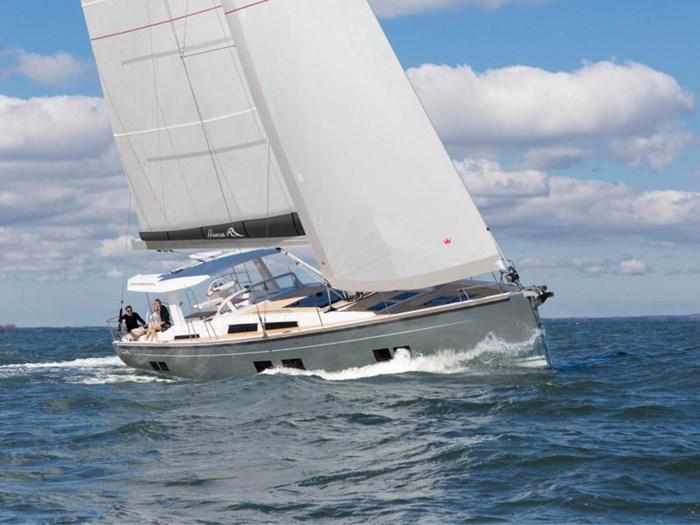 2022 Hanse Yachts 588 Photo 3 sur 26