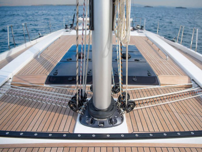 2021 Hanse Yachts 588 Photo 12 sur 26