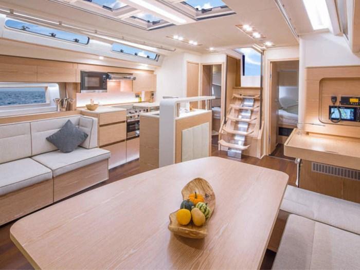 2022 Hanse Yachts 588 Photo 14 sur 26