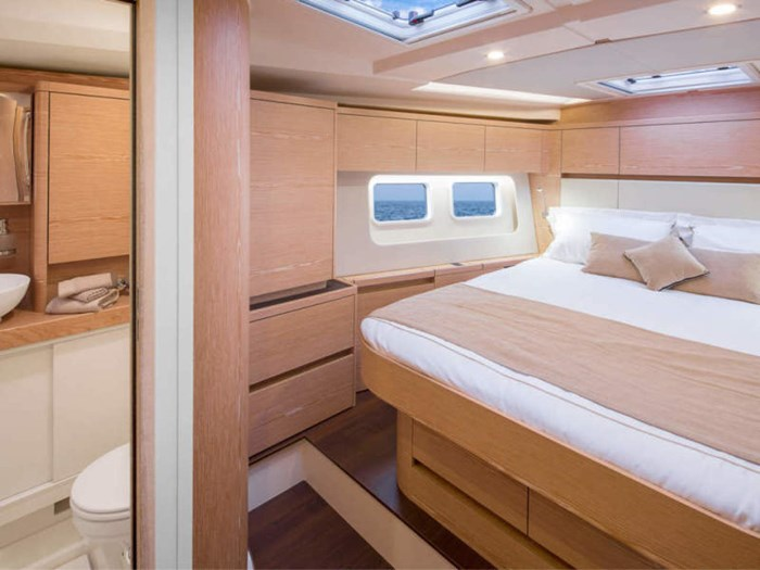2021 Hanse Yachts 588 Photo 23 sur 26