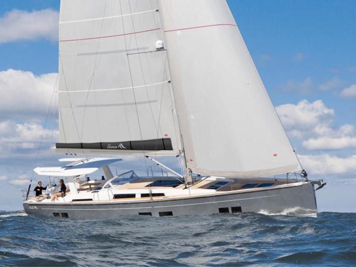 2021 Hanse Yachts 588 Photo 2 sur 26