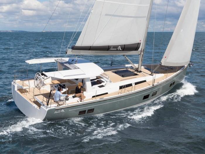 2021 Hanse Yachts 588 Photo 4 sur 26