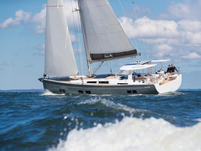 2021 Hanse Yachts 588 Photo 5 sur 26
