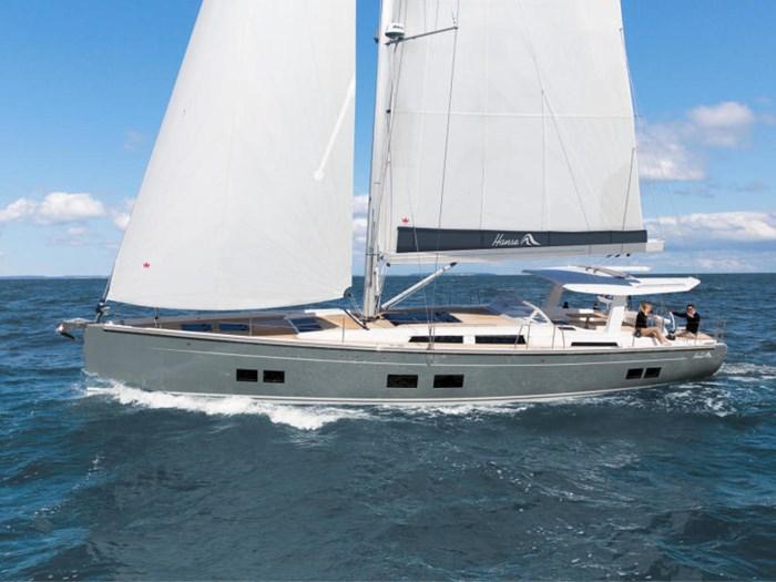 2021 Hanse Yachts 588 Photo 8 sur 26
