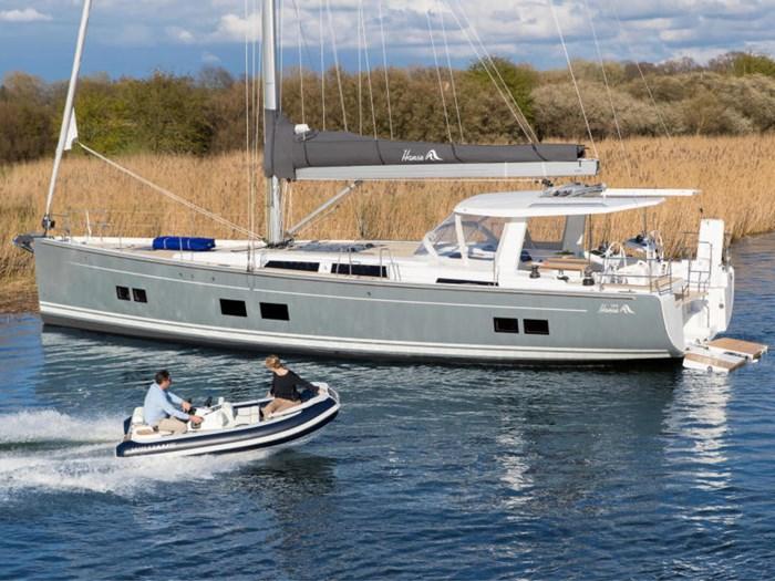 2021 Hanse Yachts 588 Photo 10 sur 26