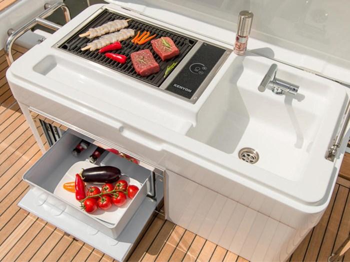 2021 Hanse Yachts 588 Photo 13 sur 26
