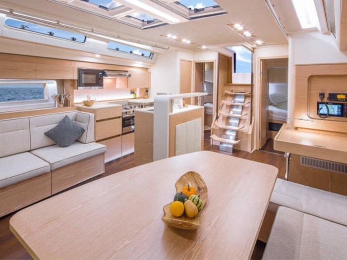 2021 Hanse Yachts 588 Photo 14 sur 26