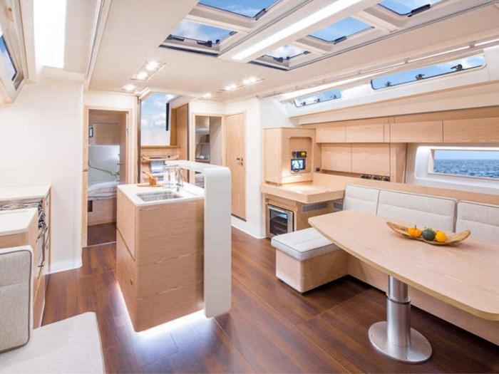 2021 Hanse Yachts 588 Photo 16 sur 26